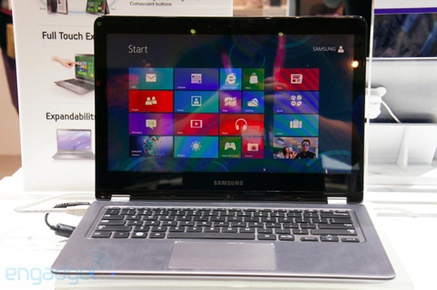 Is Samsung's Ultra Touch a laptop for Everyone?