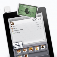 Square Card Reader for iPad Rentals