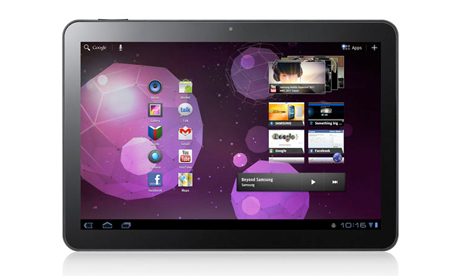 Android Tablet Rental