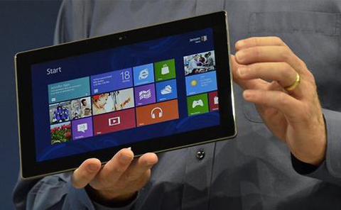 Microsoft CFO Hints at Windows 8 Being Used for Smaller Devices