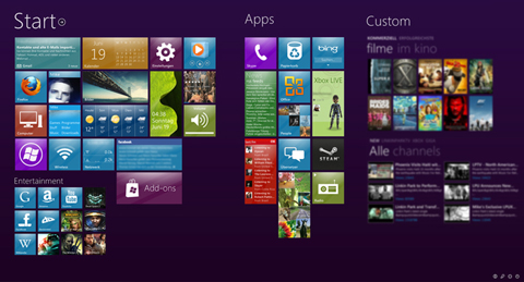 A Brief Guide to Using Windows 8