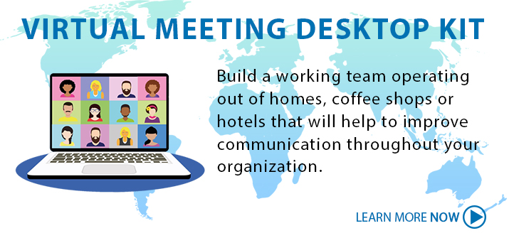 Virtual Meeting Desktop Kit